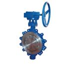 Pound butterfly valve
